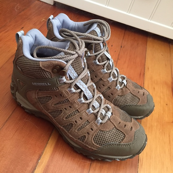 Merrell Accentor Mid Vent Wp Boots 85